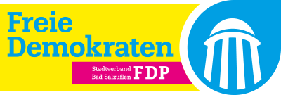 FDP Stadtverband Bad Salzuflen Logo